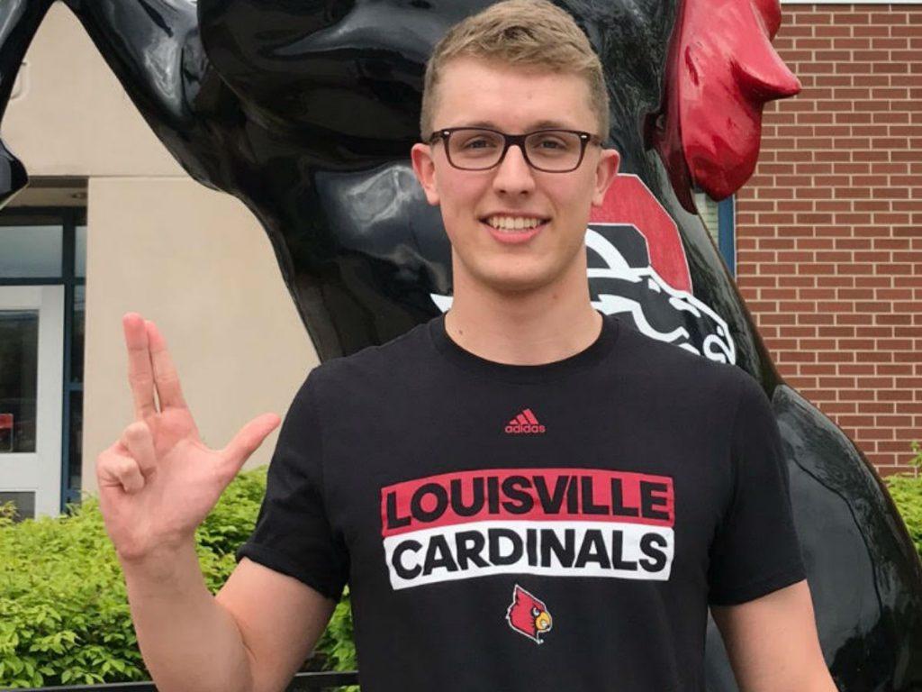 Aidan Kreiley Louisville