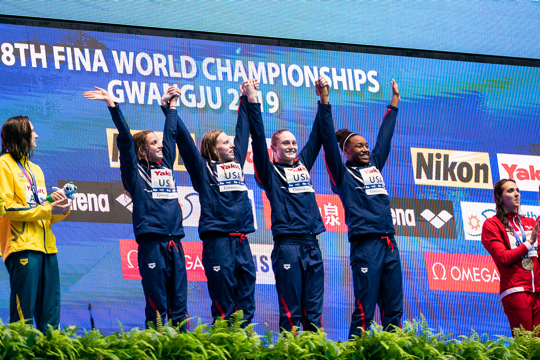 Assessing the US Women's Swim Team Prior to Olympic Trials - Swimming World Magazine