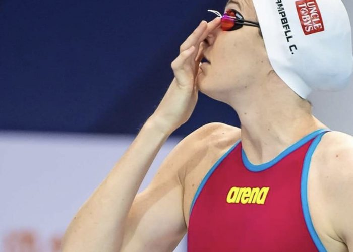 Cate Campbell - the money is nothing to turn your nose up at - Photo Courtesy: Delly Carr (Swimming Australia)