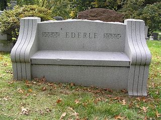 Gertrude Ederle Grave