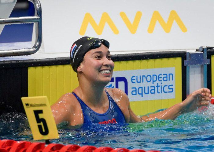 Ranomi Kromowidjojo 2021 European Championships