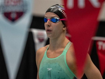 regan-smith, 100 backstroke