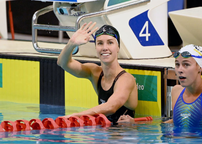 emma mckeon, tokyo olympics