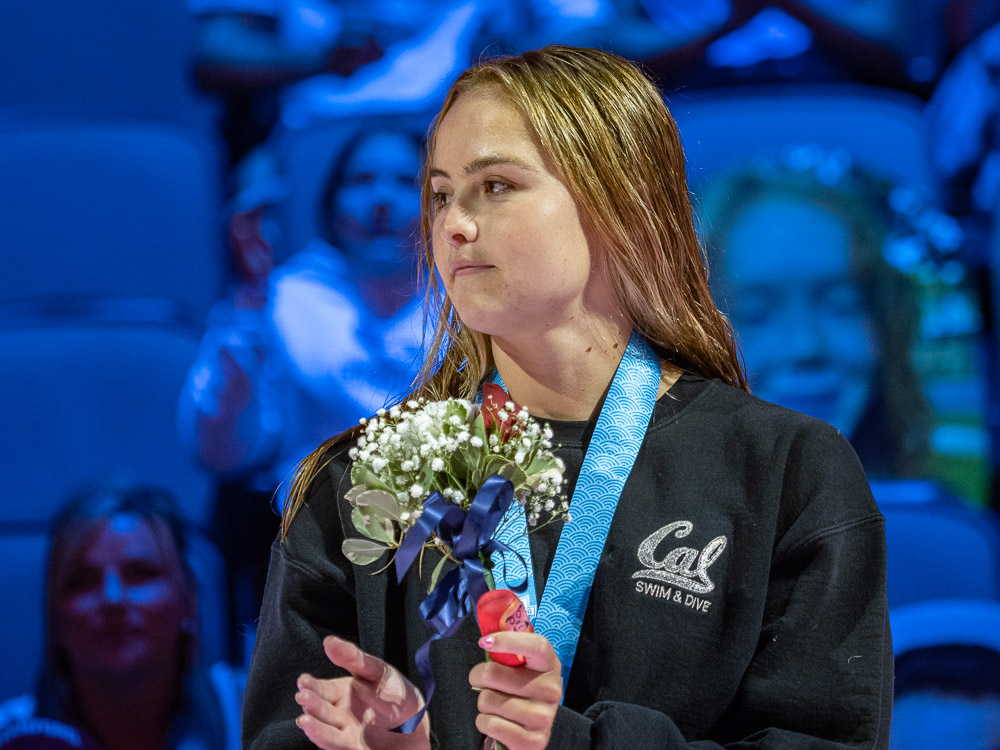 Katie McLaughlin 'Riding Full Wave of Emotion' in Olympic Journey - Swimming World Magazine