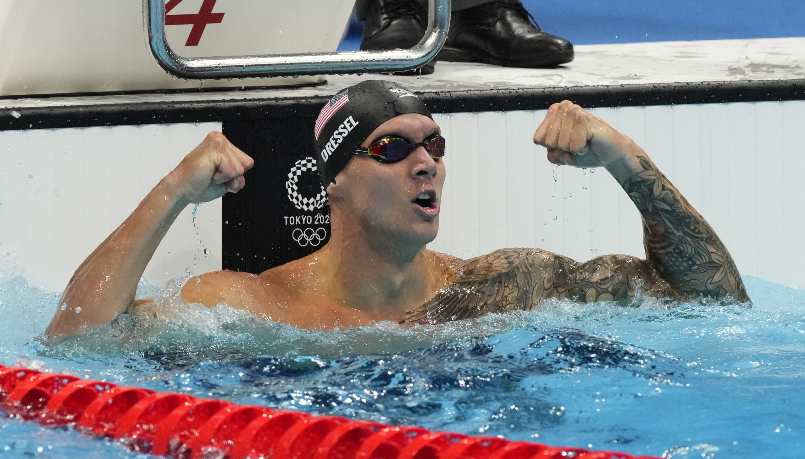 Post Olympics Rankings: Swimming World's Top 25 Male Swimmers